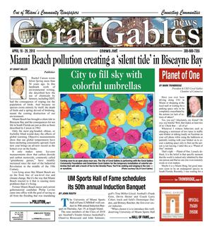 Coral Gables News 4.16.2018