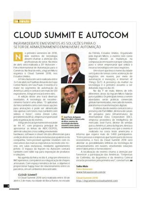 Cloud Summit e AUTOCOM