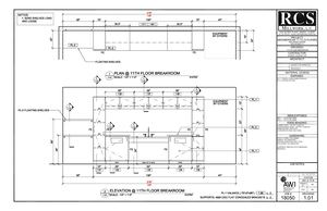 SHOP DRAWINGS 18050A [881]