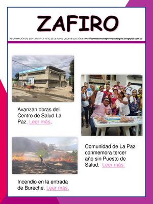 Revista ZAFIRO