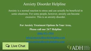 Anxiety Disorder Treatment Centers In Usa