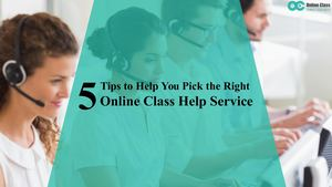 Don't Pay For Online Class Help Before Reading This