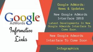 New Google Ad Words Interface 2018