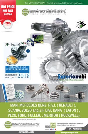 Automechanika Discount Offer - Exclusive 20% Off - Euroricambi Gear Parts