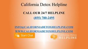 Drug Treatment Centers In California