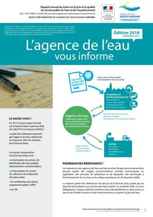 Note d'information au maire 2018
