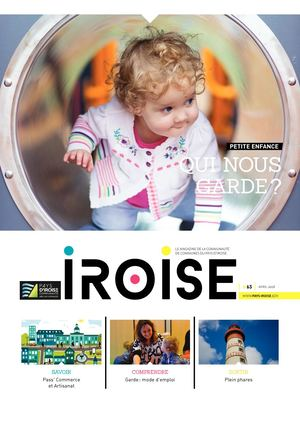 Iroise Magazine Avril 2018