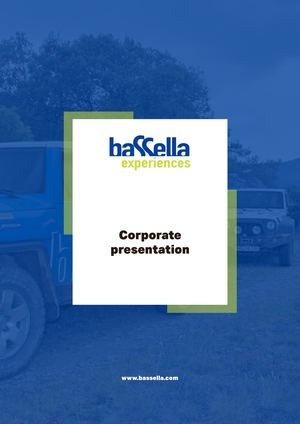 baSSella experiences -  Corporate Presentation