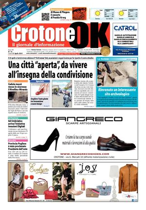 Calaméo - Giornale CrotoneOk N° 16   2018 17545514be1
