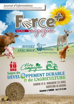 Force Plus Avril 2018