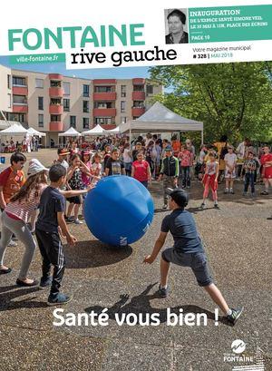 Fontaine Rive Gauche 328 Mai 2018