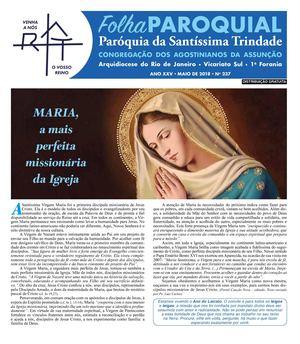 Calaméo - Folha Paroquial da Santíssima Trindade - Maio 2018 5c36148432