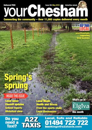 Your Chesham Issue 94 May 2018
