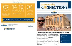 ECTC April Issue Community Connections