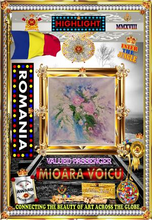 Mioara Voicu FROM ROMANIA