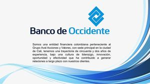 Banco Occidente