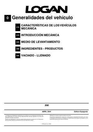 calam o manual de taller renault logan 1 400 parte 1 rh calameo com La Computadora Y Sus Partes Partes De Una Carta Para Ninos