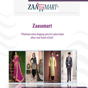 Zaasmart Latest Ethnic Wear Collection 2018