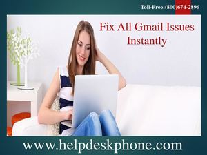 Fix All Gmail Issues Instantaly