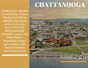 Chattanooga Brochure