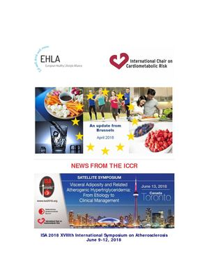 EHLA Newsletter-An Update From Brussels April 2018