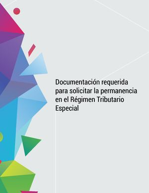 Documentacion Requerida -