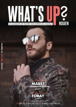 What's Up Rouen Mai 2018 Light