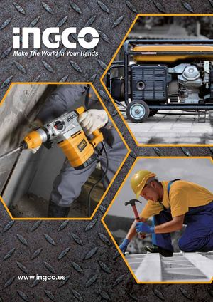 marca Ingco JUEGO FORMONES HKTWC0401