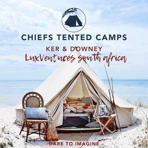 Lux Venture Kerr And Downey Chiefs Tented Camp 2018
