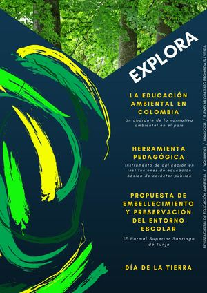 Revista Explora 4mayo