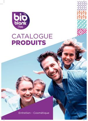 Catalogue BIO BLANK HOME 2018