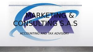 Marketing & Consulting S