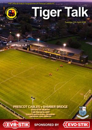 Prescot Cables v Bamber Bridge, 17/04/18