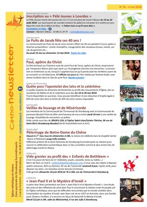 Catho Newsletter N° 91