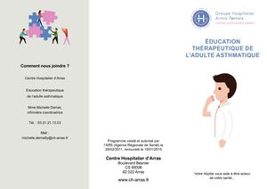 Education Thérapeutique du patient asthmatique
