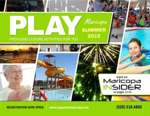 Summer 2018 Play Maricopa
