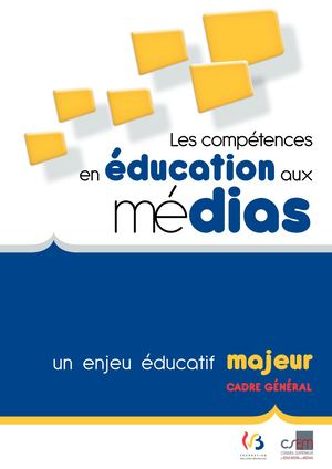 Competences Education Medias Web