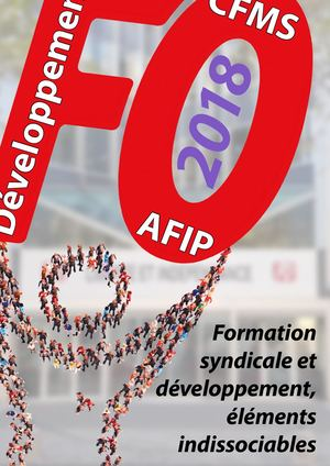 La Formation Syndicale Avril 2018
