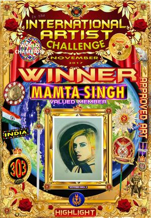Mamta Singh	from INDIA