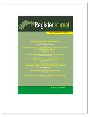 Calaméo Register Journal Iain Salatiga Vol 9 No 1 Year 2015