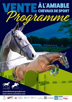 Catalogue Vente Reims 2018 - Cheval Grand Est