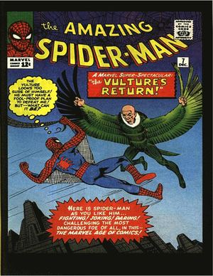 The Amazing Spider Man #007