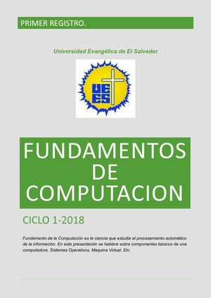 Revista de Fundamentos