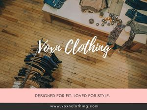 Voxn Clothing - Online Clothing Boutique Boise Idaho