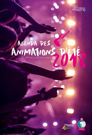 Guide des animations Landerneau-Daoulas 2018