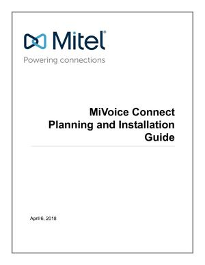 Planning And Installation Guide