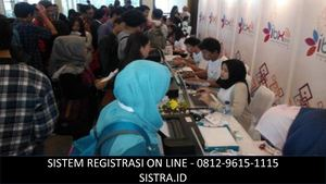 Sistem Registrasi On Line | 0812-9615-1115 | SISTRA.ID