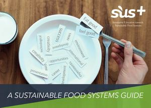 A sustainable food systems guide