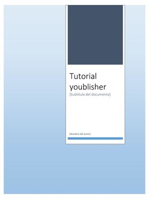 Manual Youblisher2