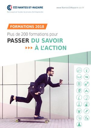 Catalogue Formation 2018 - CCI Nantes St-Nazaire